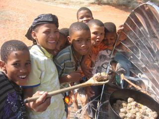 Namib Desert Environmental Education Trust NADEET