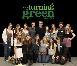 Teens Turning Green TTG