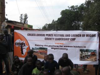 Center for Regeneration and Empowerment of Africa Through Africa CREATA
