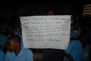 Centre for Community Regeneration and Development CCREAD-Cameroon