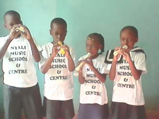 Nyali Music School  Centre