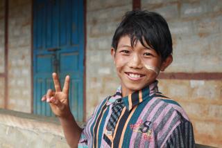 Myanmar-Kinderhilfe Stiftung